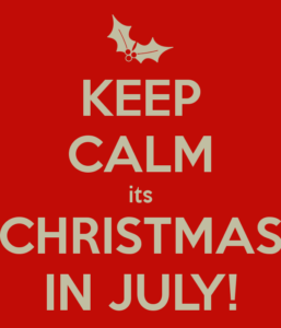 Image result for christmas in july